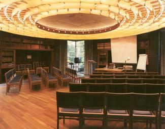 Danson Room, Trinity College, Oxford